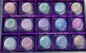 Urban Nails Crystal Pigments