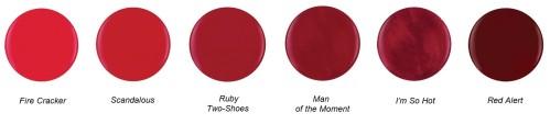 Red Matters Gelish
