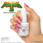 gelish its gonna be mei